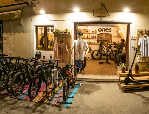 Ones Moving Flagship Store: Isola d'Elba