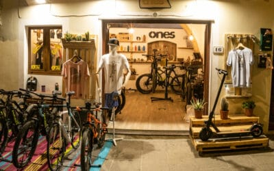 ONES MOVING FLAGSHIP STORE:ISOLA D'ELBA